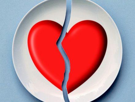 Amour et rupture