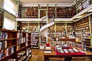 L'importance de la bibliothèque dans notre société actuelle