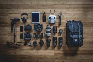 Comment un photographe peut il voyager compact ?