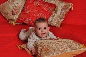 L'oreiller pour enfant, pour un sommeil doux et paisible